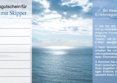 Gutschein Skipper 02