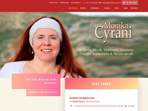 Monika Cyrani