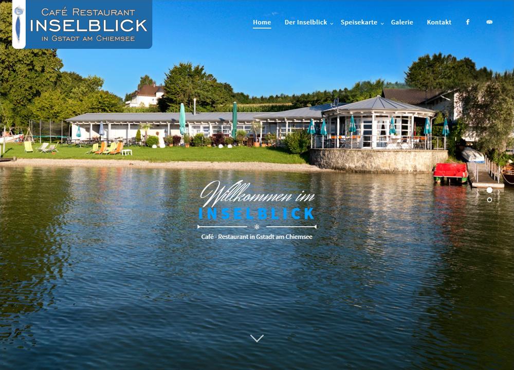 Zur Homepage des Inselblick | UNDO