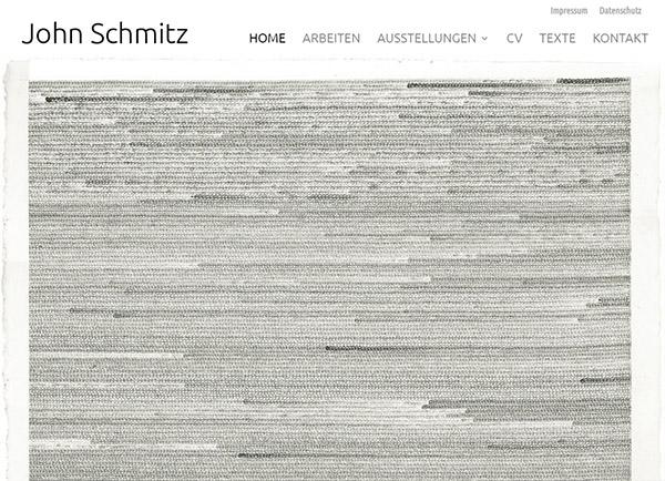 Zur Homepage von John Schmitz | UNDO