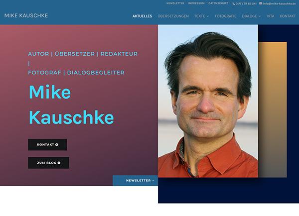 Zur Homepage von Mike Kauschke