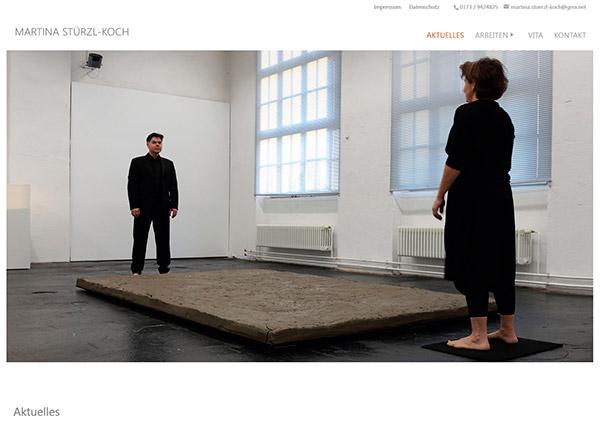 Zur Homepage von Martina Stürzl-Koch