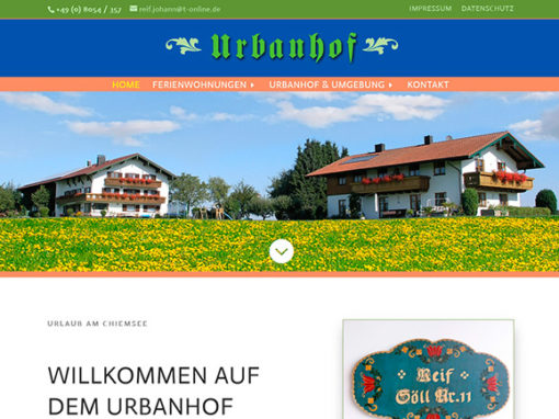 Urbanhof | Familie Reif
