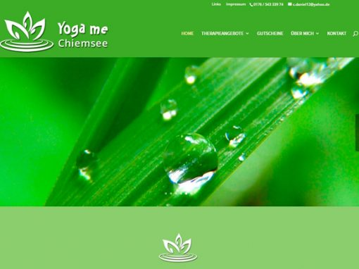 Yoga me Chiemsee